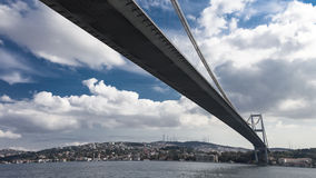 Istanbul city Royalty Free Stock Photography