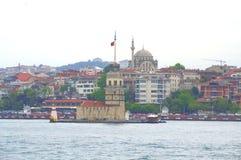 Istanbul city scenic view Stock Photo