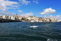 Istanbul City,Turkey Stock Photography