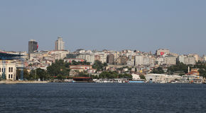 Istanbul City in Turkey Stock Image