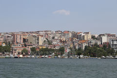 Istanbul City in Turkey Stock Photos