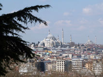 Istanbul City Stock Images