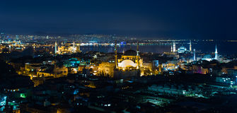 Istanbul City Royalty Free Stock Image