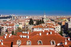Istanbul city view Stock Photography