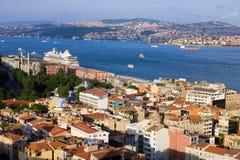 Istanbul Cityscape Royalty Free Stock Image