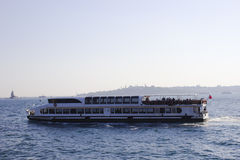 Istanbul Cityscape Royalty Free Stock Photography