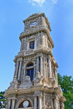 Istanbul Clock Tower near Dolmabahce Palace Royalty Free Stock Image
