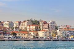 Istanbul Coast, Turkey Stock Image