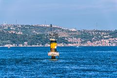 Istanbul coastal Stock Photo