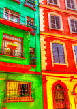 In Istanbul in der Türkei Stockfotos