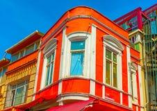 In Istanbul in der Türkei Stockbild