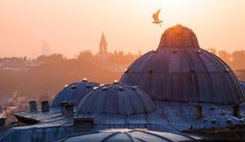 Istanbul die Hauptstadt von der Türkei, östliche touristische Stadt Lizenzfreies Stockbild