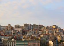 Istanbul die Hauptstadt von der Türkei, östliche touristische Stadt Stockfotografie