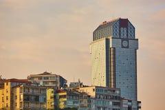 Istanbul die Hauptstadt von der Türkei, östliche touristische Stadt Lizenzfreie Stockfotos
