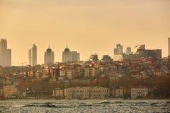 Istanbul die Hauptstadt von der Türkei, östliche touristische Stadt Stockfoto