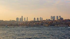 Istanbul die Hauptstadt von der Türkei, östliche touristische Stadt Lizenzfreie Stockbilder