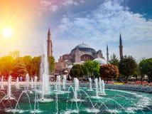 Istanbul die Hauptstadt von der Türkei Lizenzfreie Stockfotos