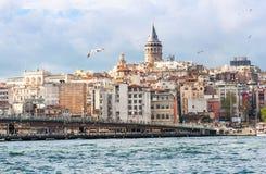 Istanbul die Hauptstadt von der Türkei Lizenzfreie Stockbilder