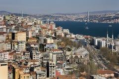 Istanbul - die Türkei Stockbilder