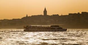 Istanbul, die Türkei Lizenzfreie Stockbilder