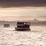 Istanbul, die Türkei Stockfotos