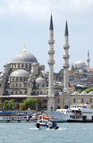 Istanbul die Türkei Lizenzfreies Stockbild
