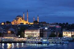 Istanbul, die Türkei stockfotografie