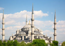 Istanbul, die Türkei lizenzfreies stockbild