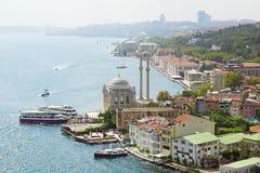 Istanbul downtown Stock Photos