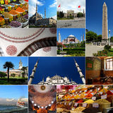 Istanbul - European Capital Of Culture 2010 Stock Photography