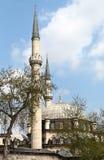 Istanbul Eyup Mosque Stock Image
