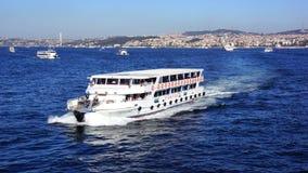 Istanbul-Fähre Lizenzfreie Stockfotos
