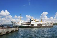 Istanbul Ferries Stock Image