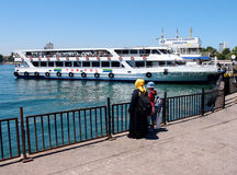 Istanbul ferry Royalty Free Stock Photo