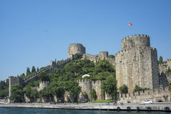 Istanbul fortress Stock Photos