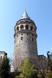 Istanbul Galata Tower Royalty Free Stock Image