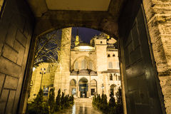 istanbul gator Arkivbilder