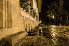 istanbul gator Royaltyfria Bilder