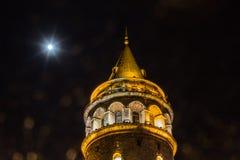 istanbul gator Royaltyfri Foto
