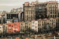 istanbul gator Fotografering för Bildbyråer