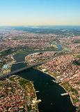 Istanbul Golden Horn Stock Photos