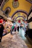 Istanbul Grand Bazaar Stock Photography