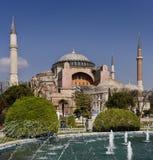 Istanbul - Hagia Sophia Mosque royalty free stock photo