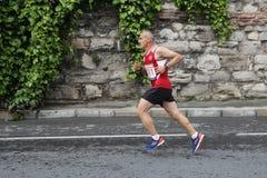 10. Istanbul-Halbmarathon Stockbilder