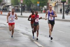 10. Istanbul-Halbmarathon Lizenzfreies Stockbild
