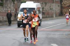 10. Istanbul-Halbmarathon Stockfoto
