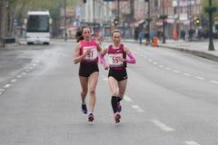 10. Istanbul-Halbmarathon Lizenzfreie Stockfotografie