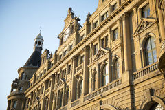 ISTANBUL Haydarpasa Train Station  in Istanbul,Turkey Royalty Free Stock Image