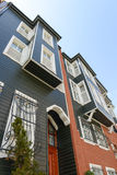 Istanbul homes Royalty Free Stock Photos