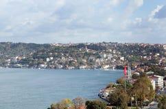 Istanbul i Turkiet Arkivfoton